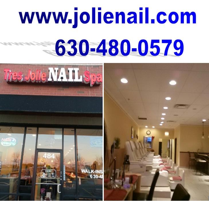 Tres Jolie Nail Spa 484 W Army Trail Rd, Carol Stream, IL 60188 - YP.com