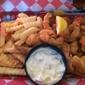 The Steamhouse Lounge - Atlanta, GA. Fried Shrimp Basket