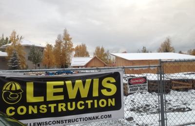 Lewis Construction - Eagle River, AK