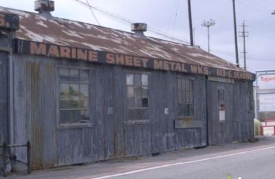 Sheet Metal Works - San Pedro, CA