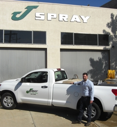 J Spray Pest & Weed Control - Concord, CA