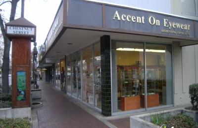 Accent On Eyewear - Menlo Park, CA
