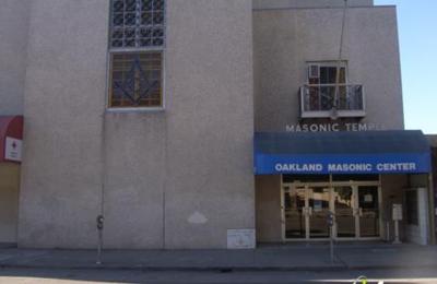 Oakland Masonic Lodge - Oakland, CA