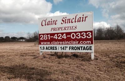 Claire Sinclair Properties, LLC - Baytown, TX