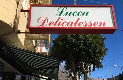 Lucca Delicatessen - San Francisco, CA