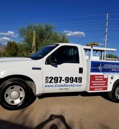 Code Blue Plumbing Heating & Cooling - Tucson, AZ