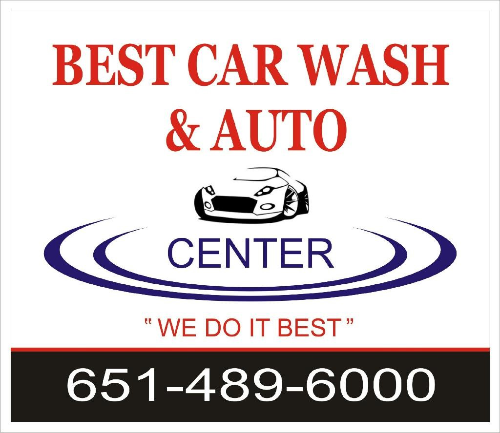 Best Carwash And Auto Center 1540 Rice St Saint Paul Mn
