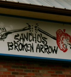 Sancho's Broken Arrow - Denver, CO