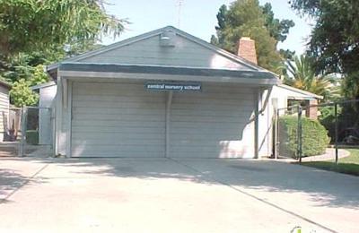 Central Nursery School San Jose Ca