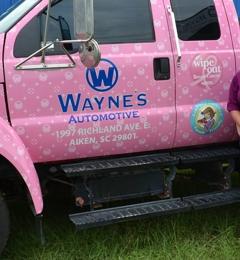 Wayne's Automotive Center Inc - Aiken, SC