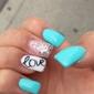 Tina's Nails - Liberty, NY. Nails done by max