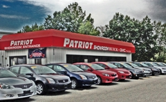 Patriot Buick GMC
