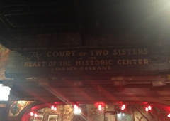 The Court of Two Sisters - New Orleans, LA