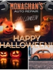 There is nothing scarier than a Check Engine Light so come to Monaghan's Auto Repair for diagnostics! http://monaghanautorepair.com/Mechanic