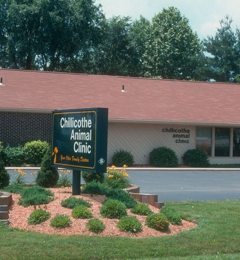Chillicothe Animal Clinic - Chillicothe, OH