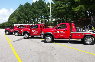 Ace Towing And Recovery - Raleigh, NC