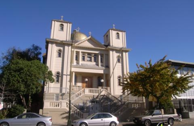 Ukrainian Orthodox Church & Hall - San Francisco, CA