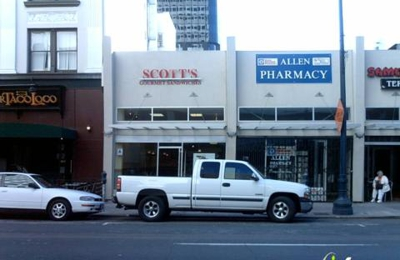 Allen Pharmacy - San Diego, CA