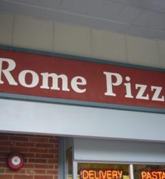 Rome Pizza - Boston, MA