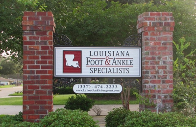 Louisiana Foot and Ankle Specialists, LLC - Lake Charles, LA