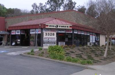 Big O Tires 3328 Mt Diablo Blvd Lafayette CA YP