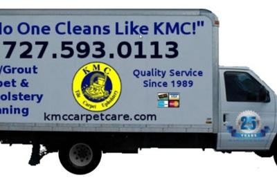 KMC Carpet Care - Indian Rocks Beach, FL