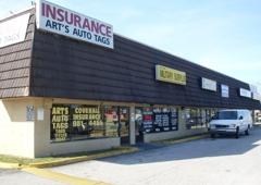 Art's Motor City Auto Tags - Miramar, FL