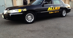 Yellow Allied Cab - Burlingame, CA. Allied Yellow Cab provides Taxi Service at San Francisco Airport (SFO). Our drivers meets the highest standards for safety! We have Car Seat