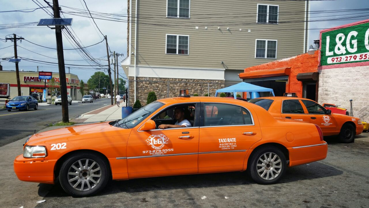 Taxi Car Service Paterson Nj