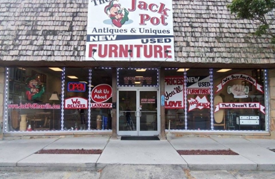 The Jackpot Antiques And Uniques New Amp Used Furniture 5001