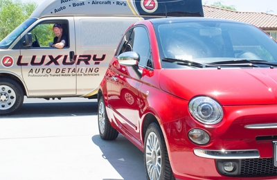 Luxury Auto Detailing - Cathedral City, CA