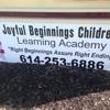 Joyful Beginnings Childrens Learning Academy