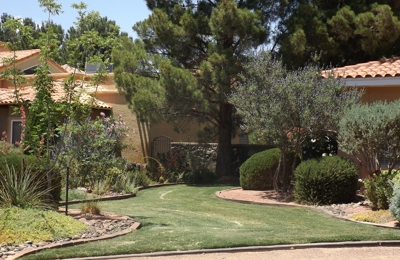 Southwest Landscape Sprinkler El Paso