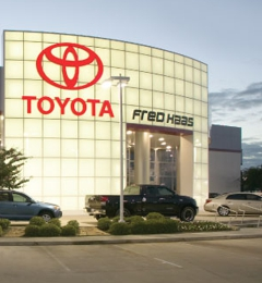 Fred Haas Toyota World - Spring, TX