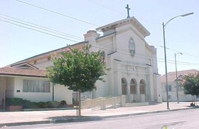 Holy Cross Church - San Jose, CA