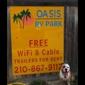 Oasis RV Park & Lodging of Nixon, Texas - Nixon, TX