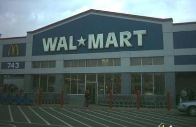 Walmart Supercenter - Renton, WA