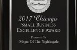 Small Business Excellence Award - 2017