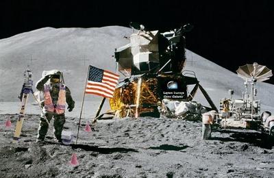 Layton Surveys - Syracuse, UT. Survey to the moon for you!