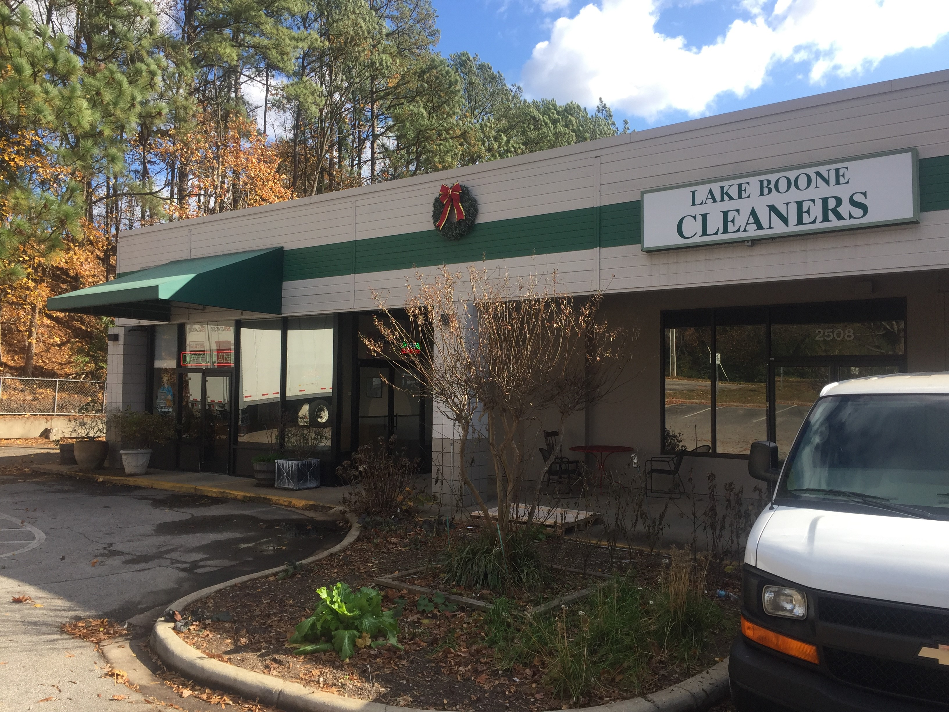 Lake Boone Dry Cleaner 2508 Wycliff Rd, Raleigh, NC 27607 ...