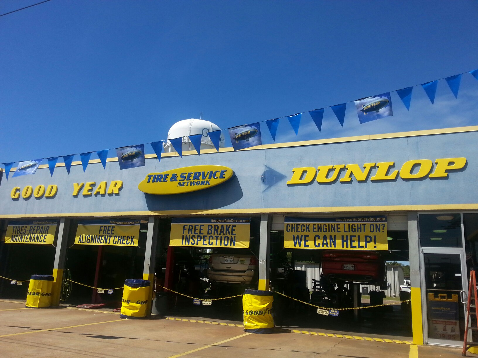 Goodyear Auto Service 1809 25th Ave Gulfport Ms 39501 Yp Com