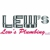 Lew's Plumbing and Drain Cleaning