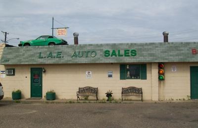 Lae Auto Sales - Davenport, IA
