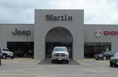Martin Chrysler Dodge Jeep Ram Us Highway S Cleveland TX - Chrysler dealer cleveland