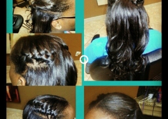 Joyce Ese - Hair TYME Hair Fusion & Sew In Weave HOUSTON - Houston, TX