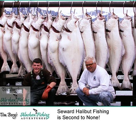 Alaskan Fishing Adventures Inc - Soldotna, AK