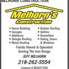 Melhorn's Construction-Grand Rapids