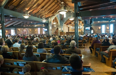 St Joseph Catholic Church - Lake Orion, MI
