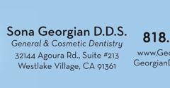 Sona S Georgian, DDS - Westlake Village, CA
