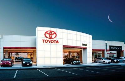 Lynch Toyota of Auburn - Auburn, AL